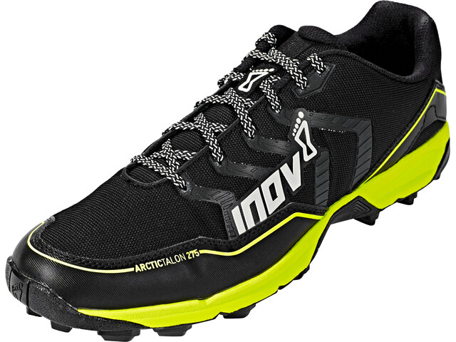 inov-8 Arctic Talon 275 Shoes Men black/neon yellow/light grey